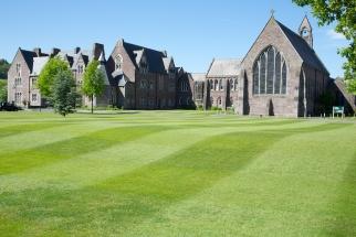 Christ College in Brecon